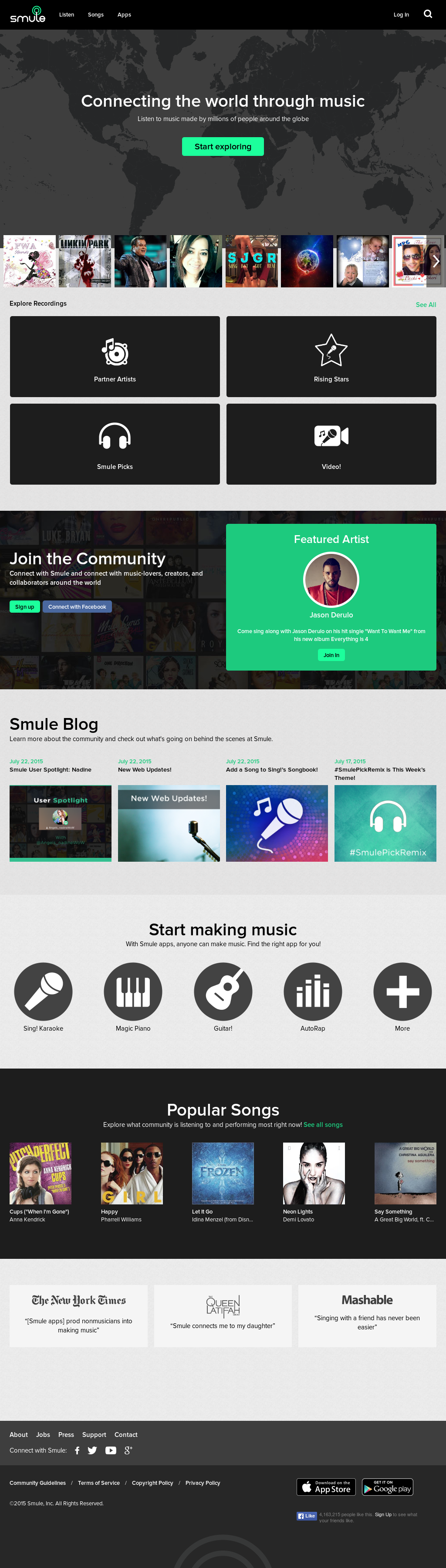 Smule Competitors, Revenue and Employees - Owler Company Profile