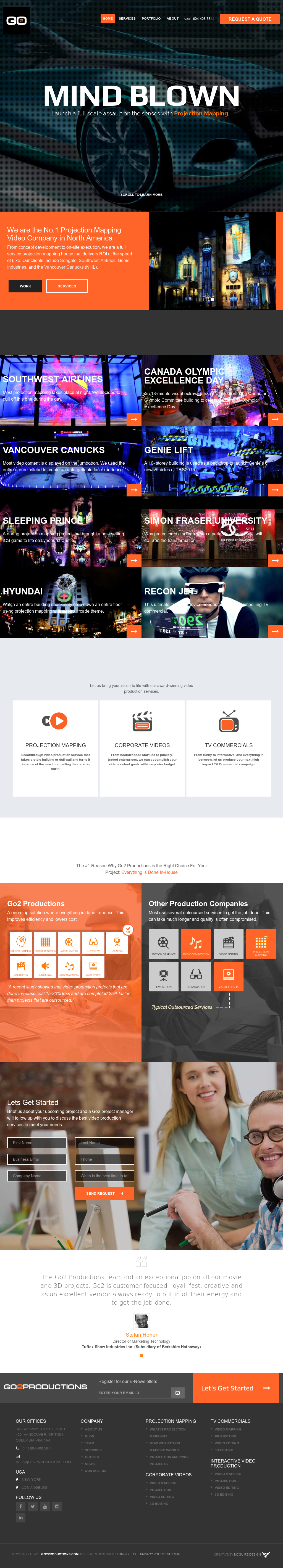 Go2 Productions Competitors, Revenue and Employees - Owler Company