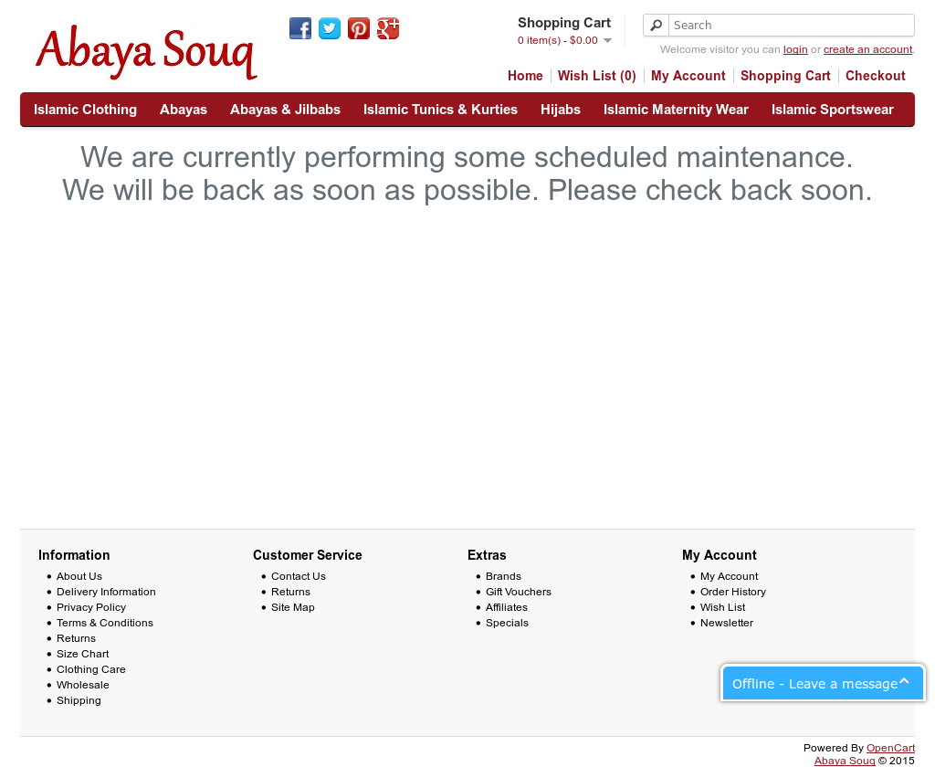 Abaya Souq Competitors, Revenue and Employees - Owler