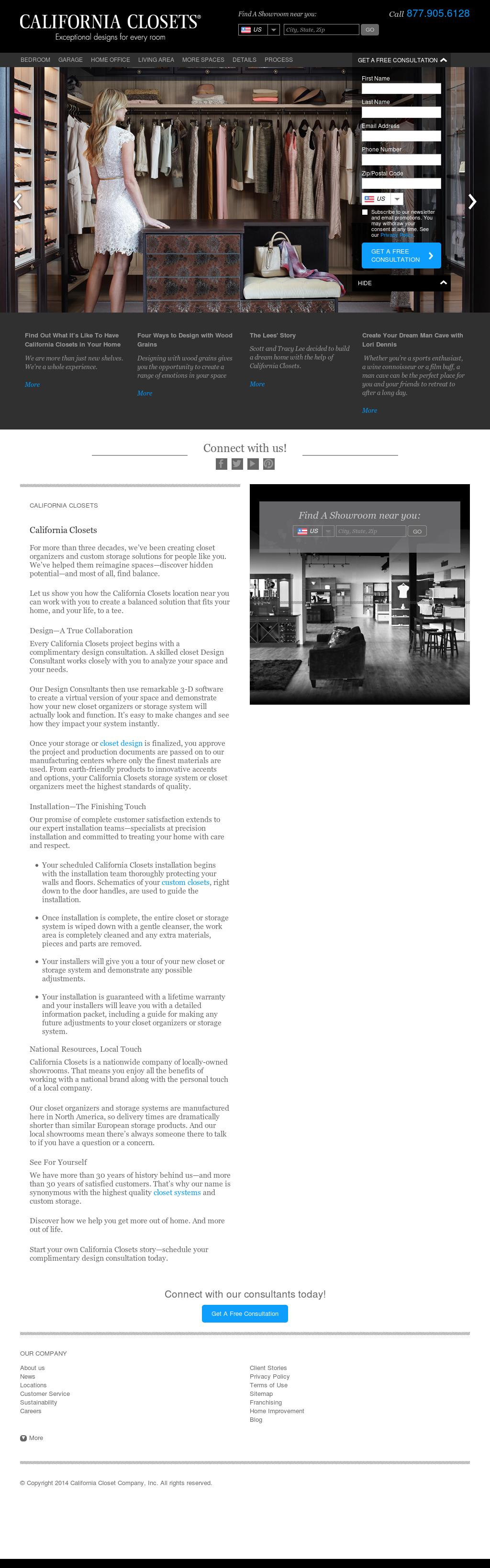 California Closet Competitors, Revenue And Employees   Owler Company Profile