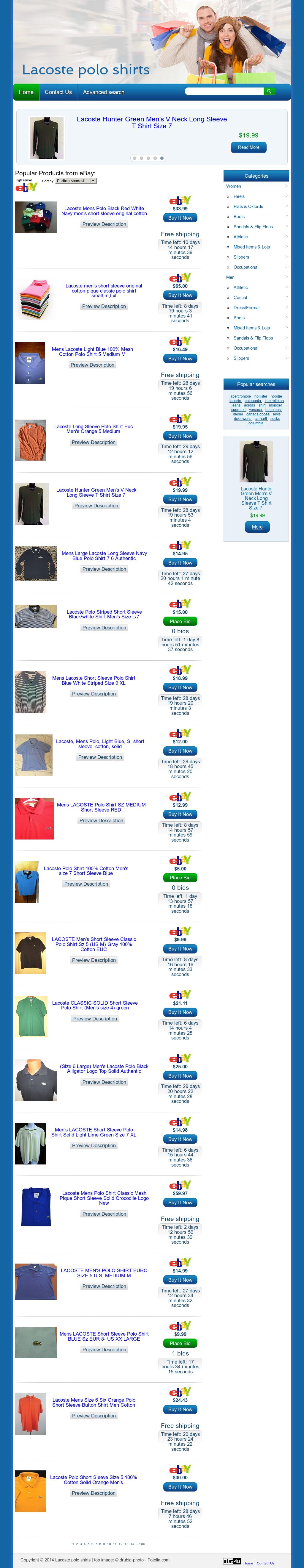 188d95497e1 Lacoste Polo Shirts Competitors