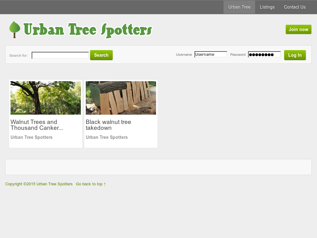 Urban Tree Spotters Competitors, Revenue and Employees - Owler