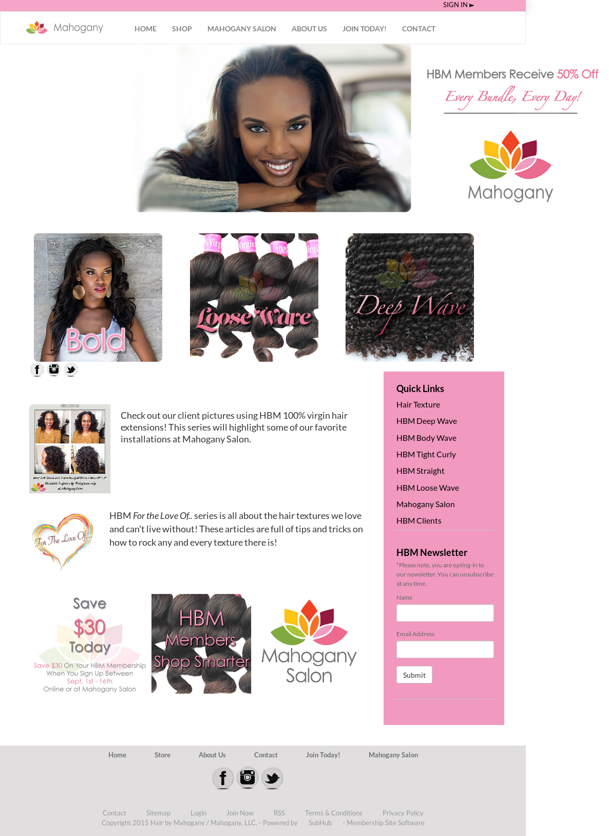 Hair By Mahogany Competitors Revenue And Employees Owler Company