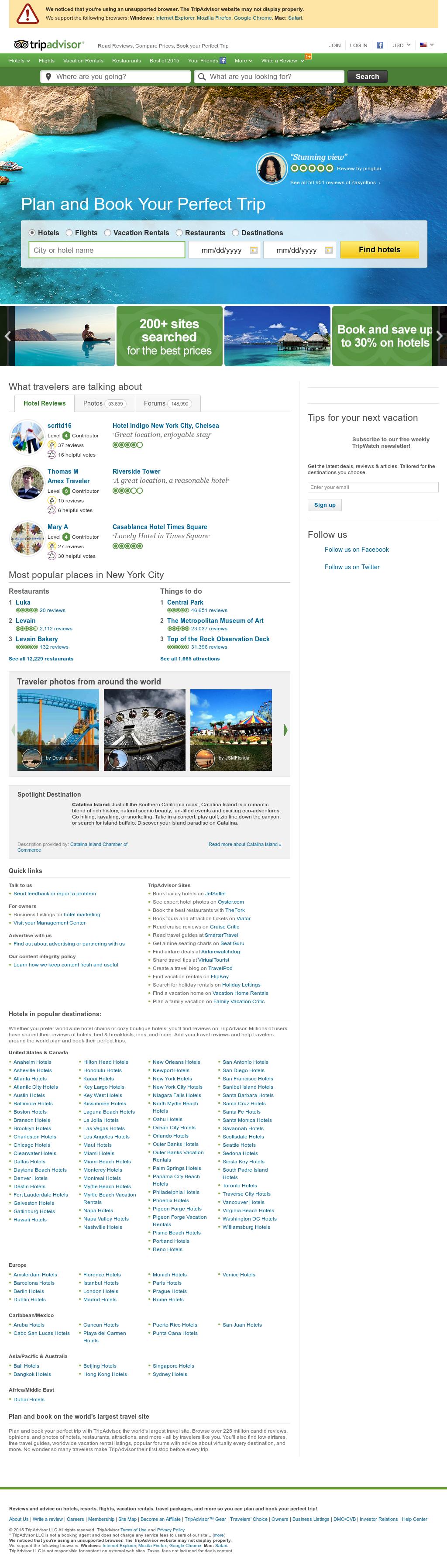 TripAdvisor Competitors, Revenue and Employees - Owler