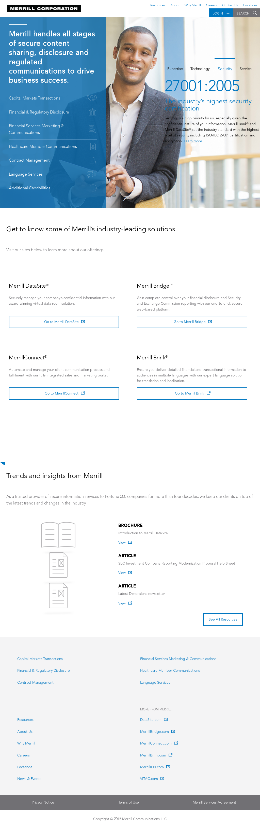 Merrill Competitors, Revenue and Employees - Owler Company Profile