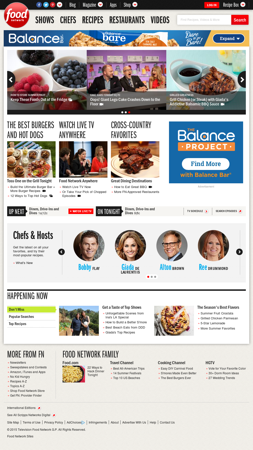 Food Network Competitors, Revenue and Employees - Owler