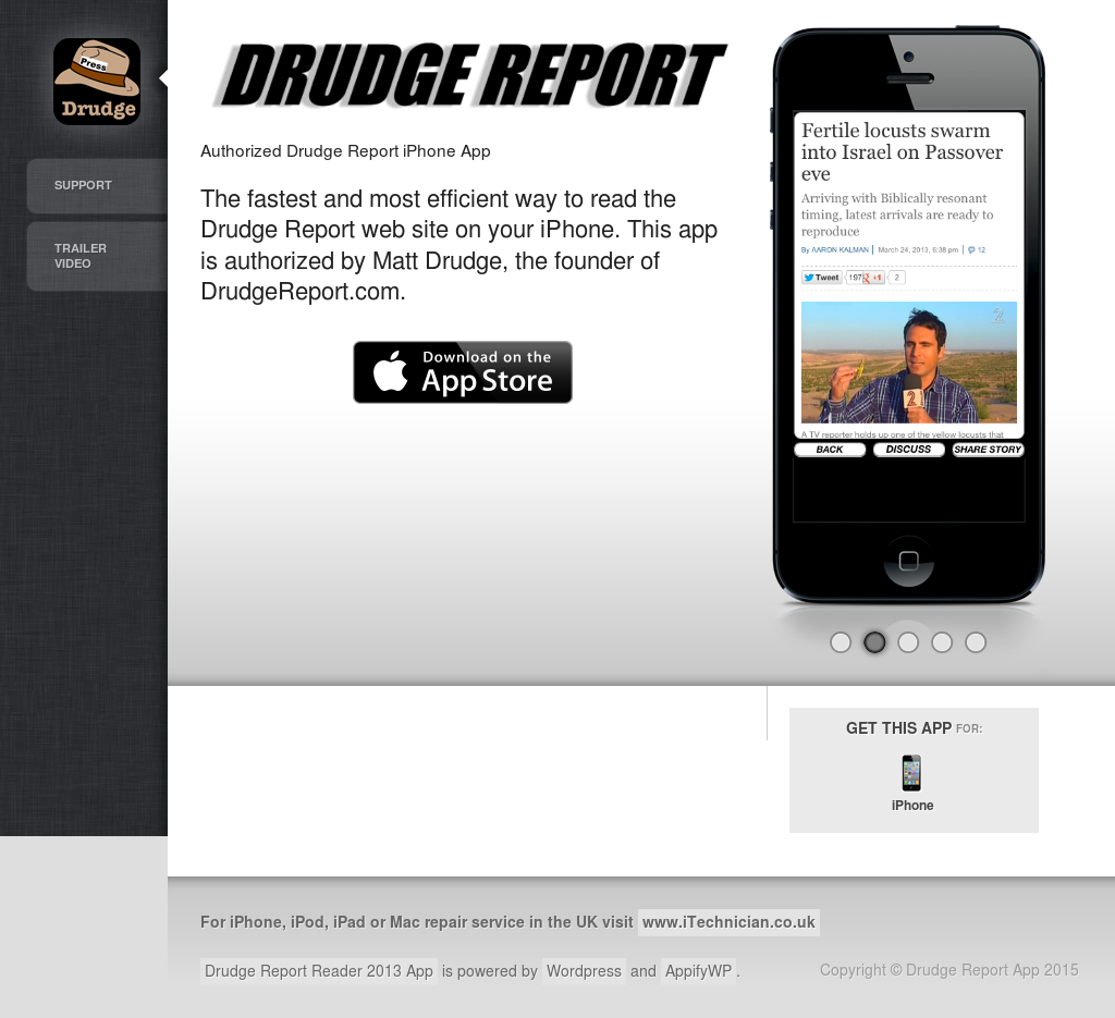 Rose Glen North Dakota ⁓ Try These Drudge Report App For Iphone Gone
