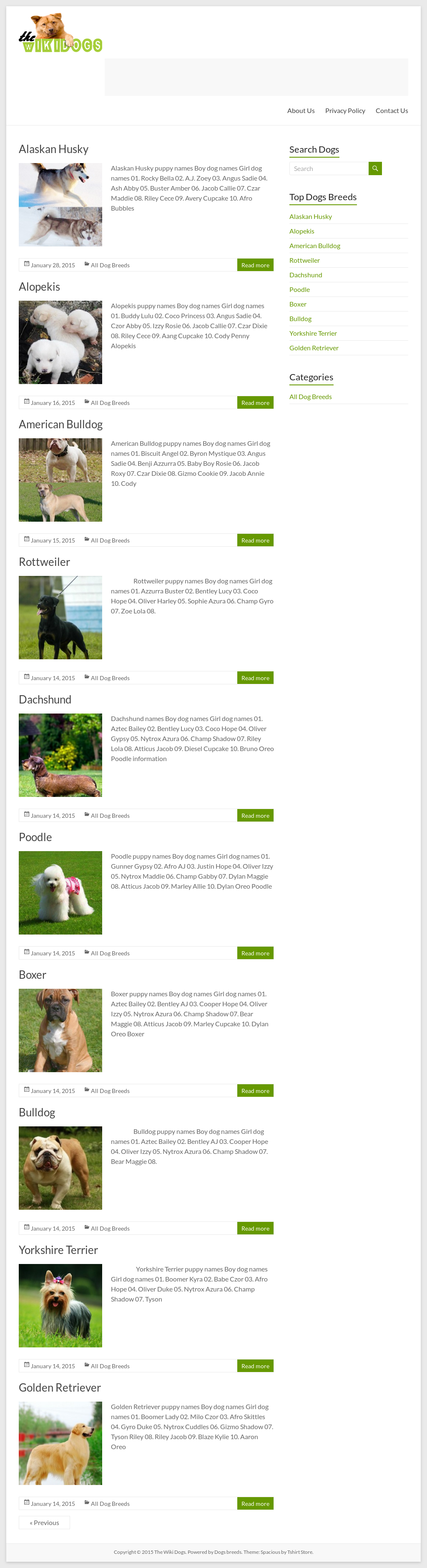 The Wiki Dogs Competitors, Revenue and Employees - Owler
