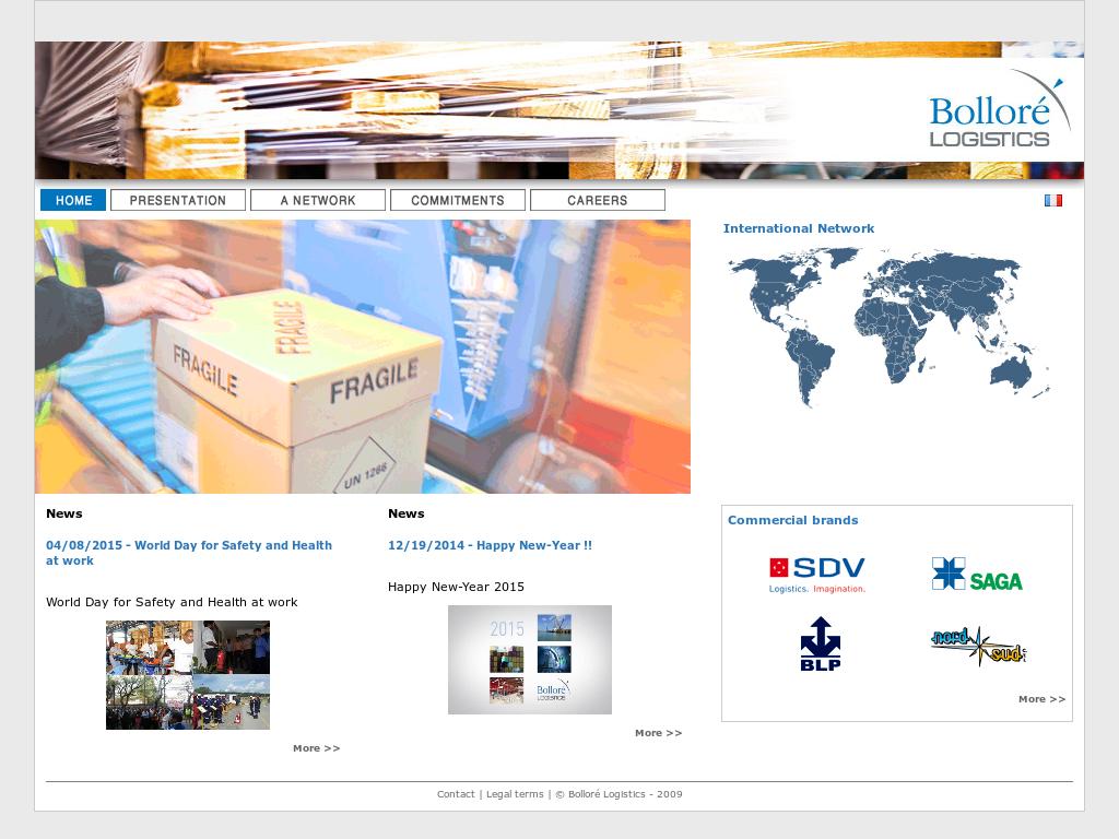 Bolloré Logistics Competitors, Revenue and Employees - Owler
