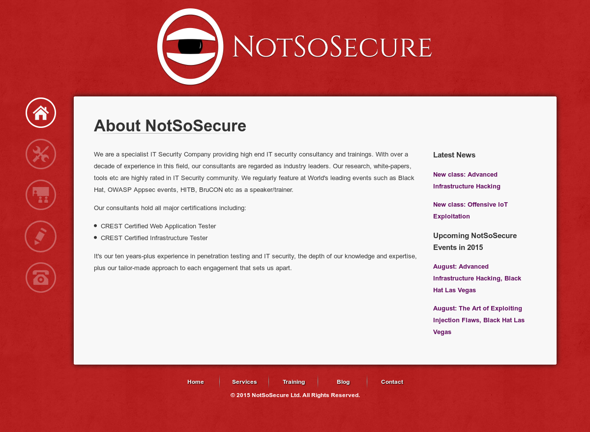 NotSoSecure Competitors, Revenue and Employees - Owler Company Profile