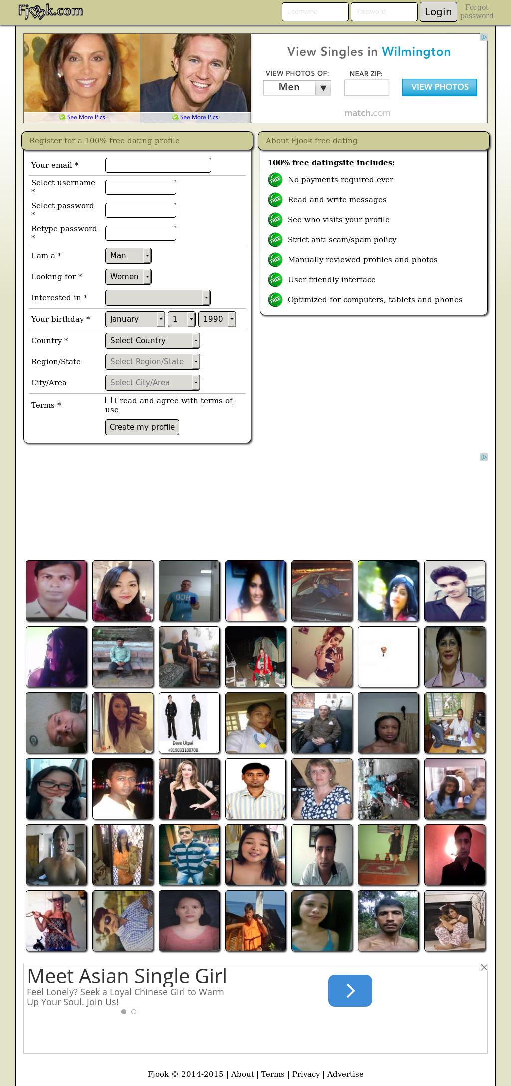 Iasip dating profile