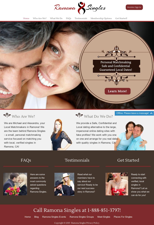 ramona ca dating grønne øjne dating site