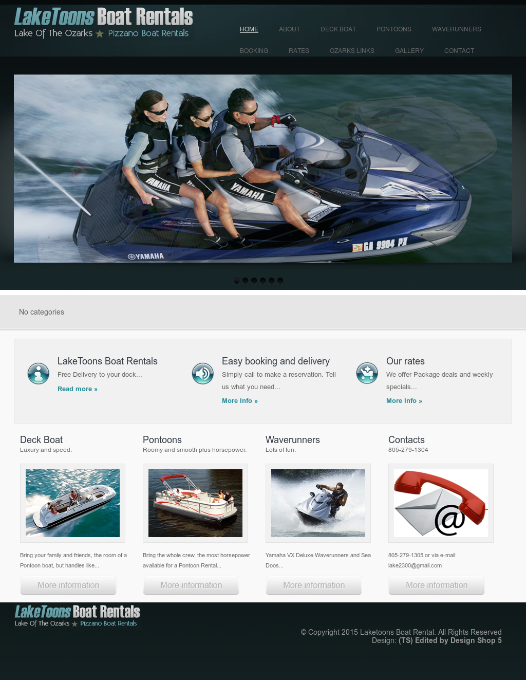 Laketoons Boat Rental Competitors Revenue And Employees
