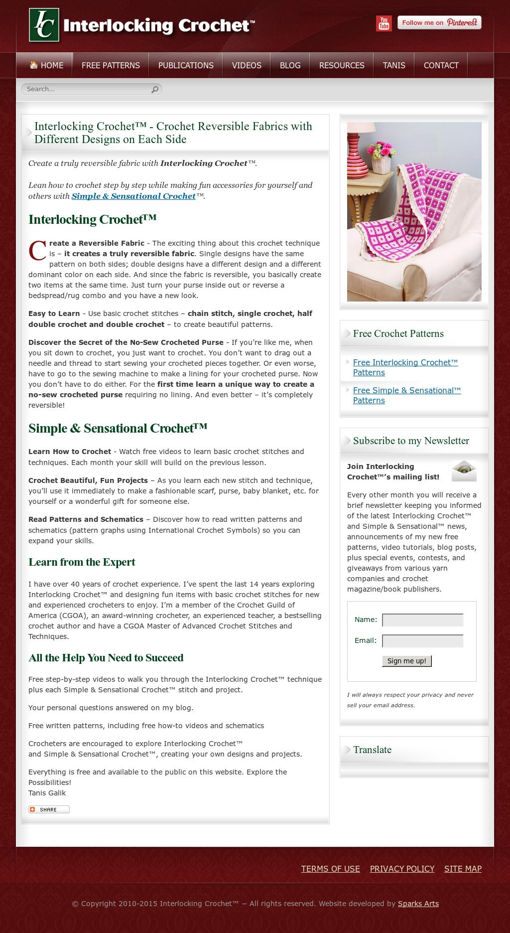 Interlocking Crochet Competitors Revenue And Employees Owler