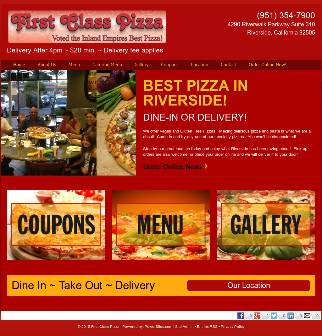 First Class Pizza Competitors Revenue And Employees Owler