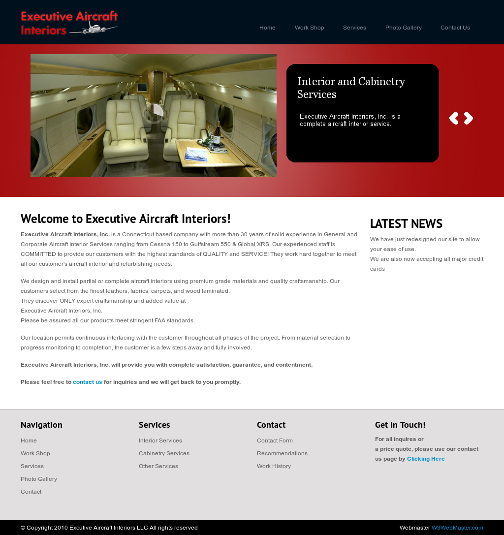 Executive Aircraft Interiors Company Profile Revenue Employees Funding News And Acquisitions