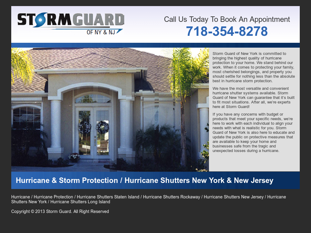 All Guard Shutters storm guard competitors, revenue and employees - owler