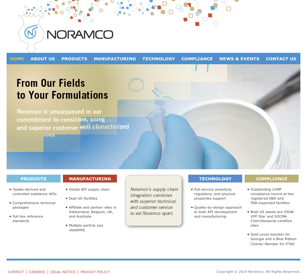 Noramco Competitors, Revenue and Employees - Owler Company Profile
