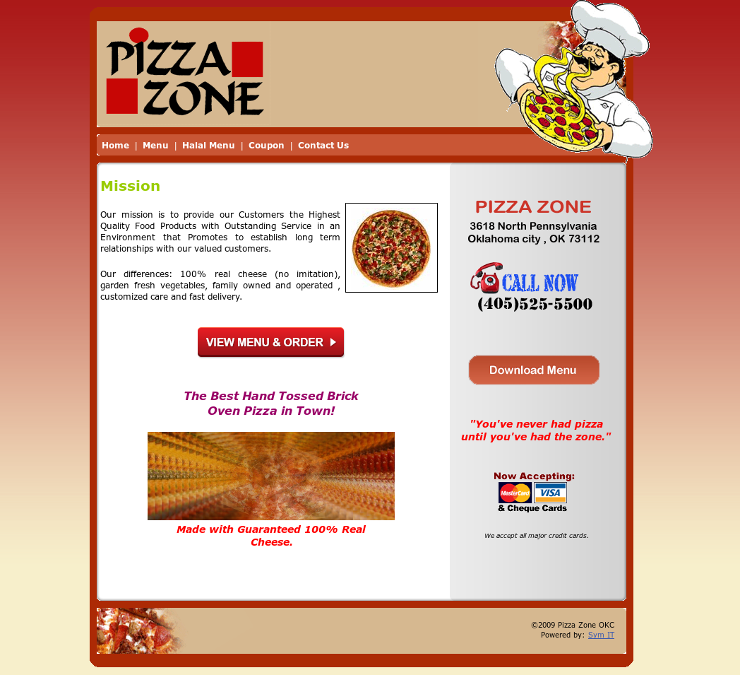 Pizza Zone Okc Competitors, Revenue and Employees - Owler Company ...