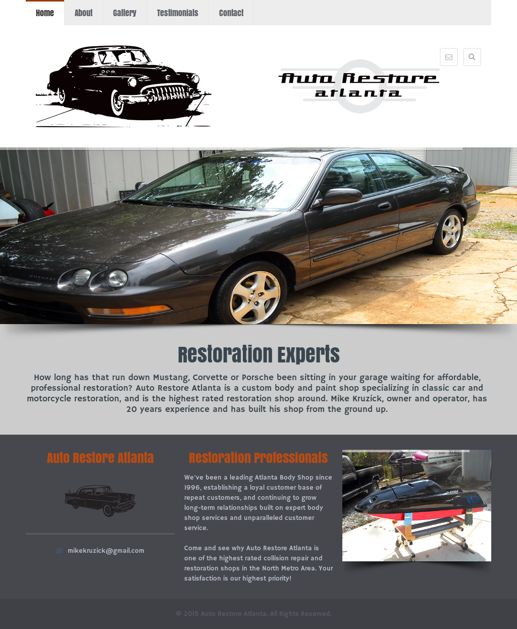 Auto Restore Atlanta Competitors Revenue And Employees