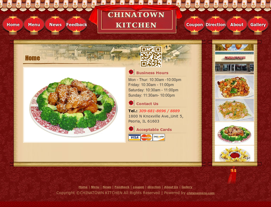 Chinatown Kitchen Competitors Revenue And Employees Owler