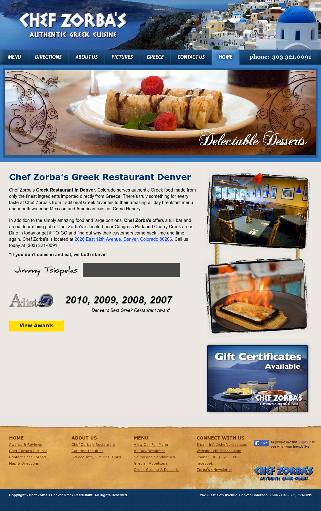 611206e2d Chef Zorba Competitors