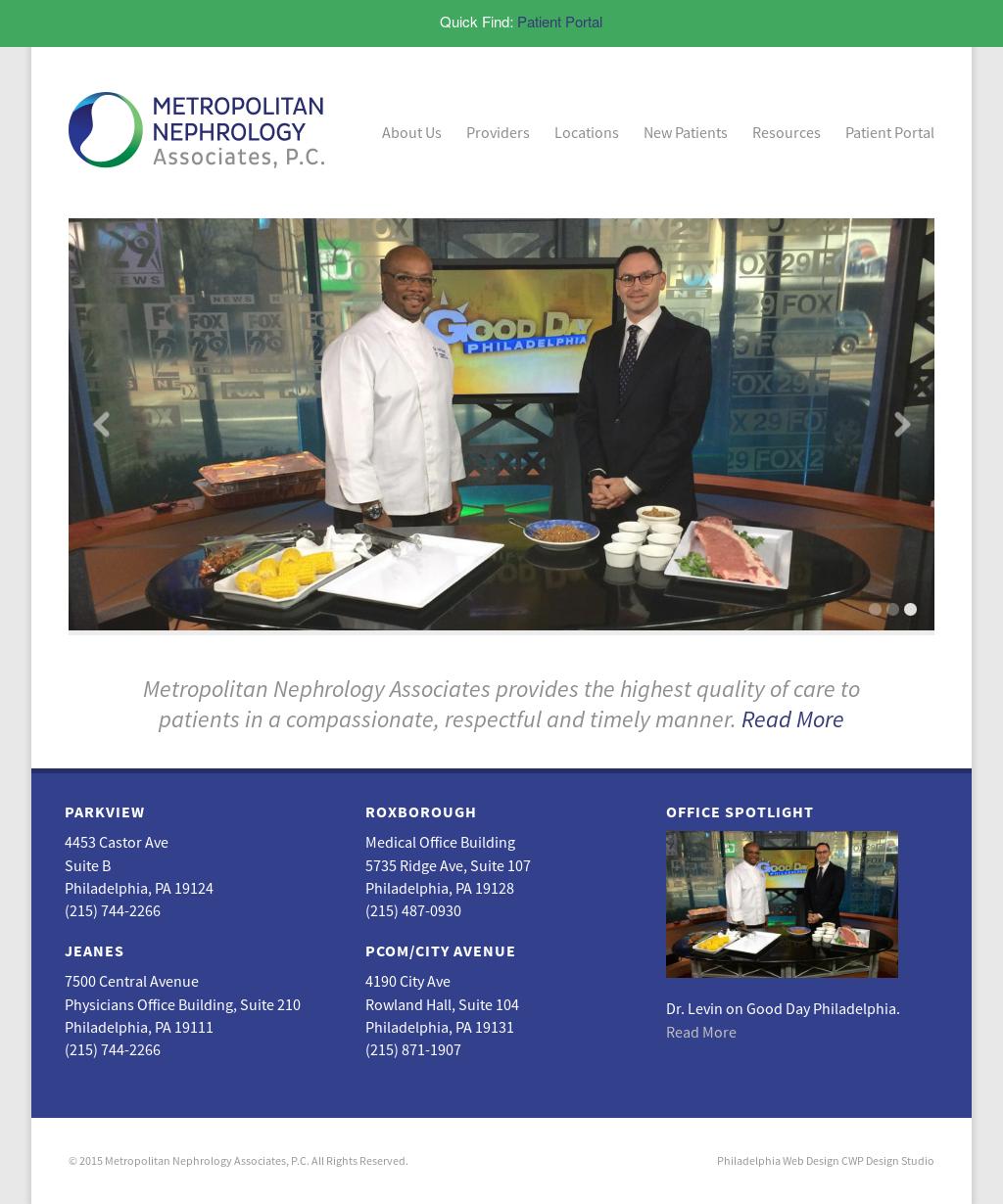 Metropolitan Nephrology Associates Competitors, Revenue and