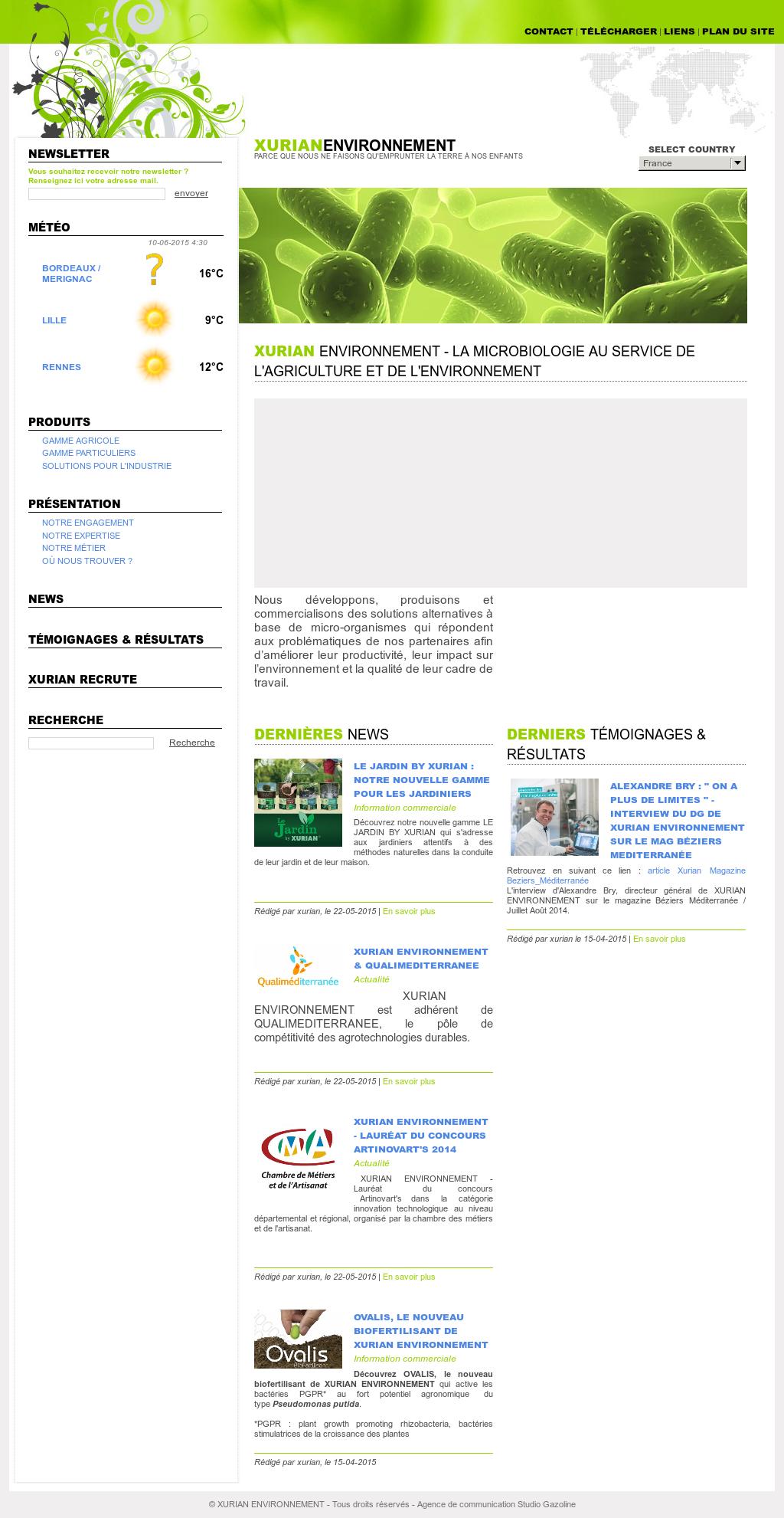 C Maison Et Jardin Magazine xurian environnement competitors, revenue and employees