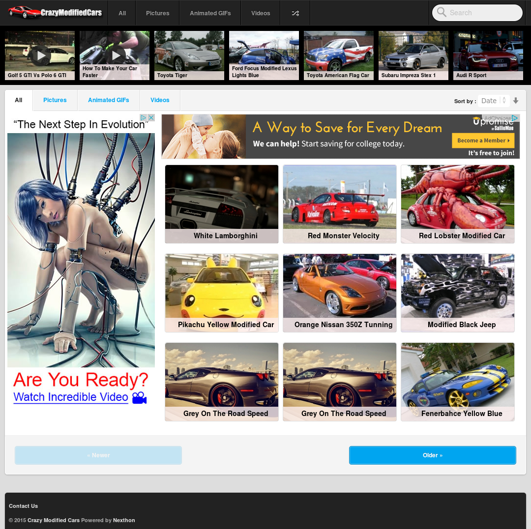 Crazy Modified Cars Competitors, Revenue and Employees - Owler ...