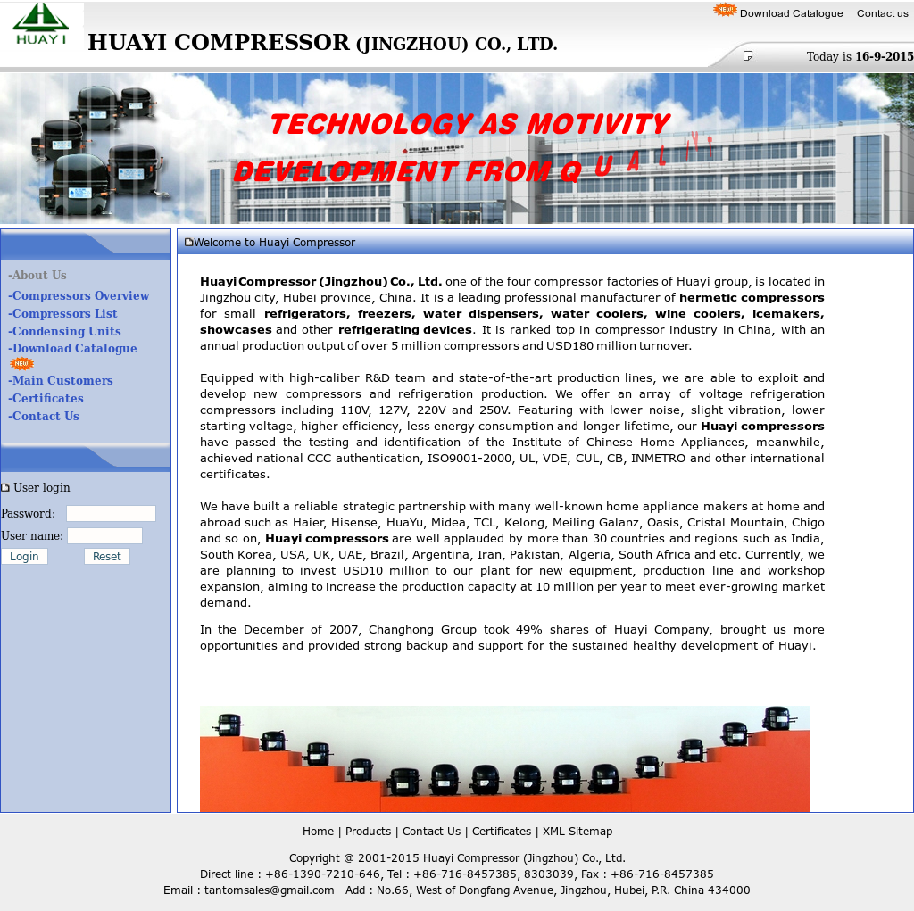 huayi compressor competitors revenue and employees owler company