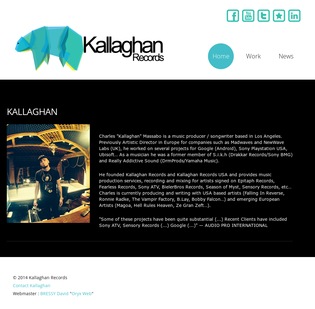 Kallaghan Records Competitors, Revenue and Employees - Owler