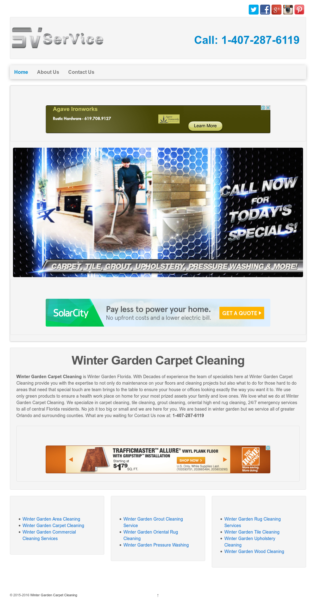 Winter Garden Carpet Cleaning Competitors, Revenue And Employees   Owler  Company Profile