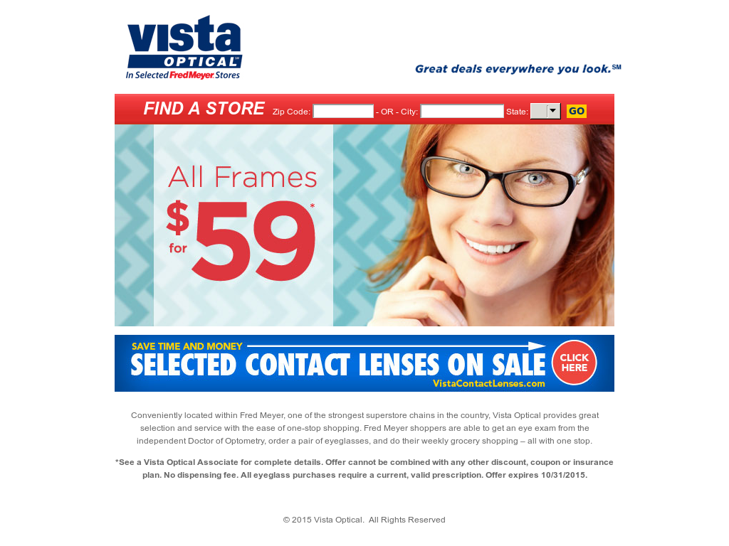 Vista Optical Competitors, Revenue and Employees - Owler