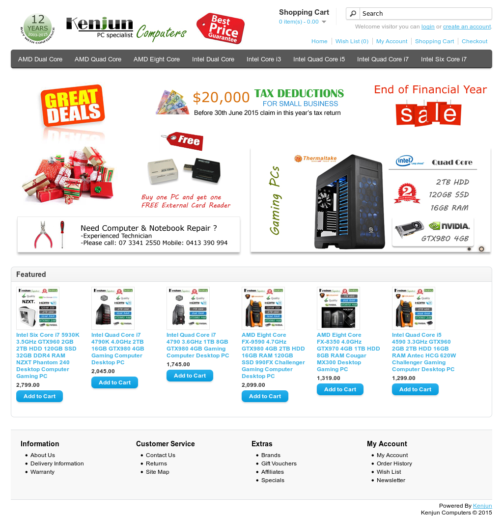 Kenjun Computers Competitors, Revenue and Employees - Owler