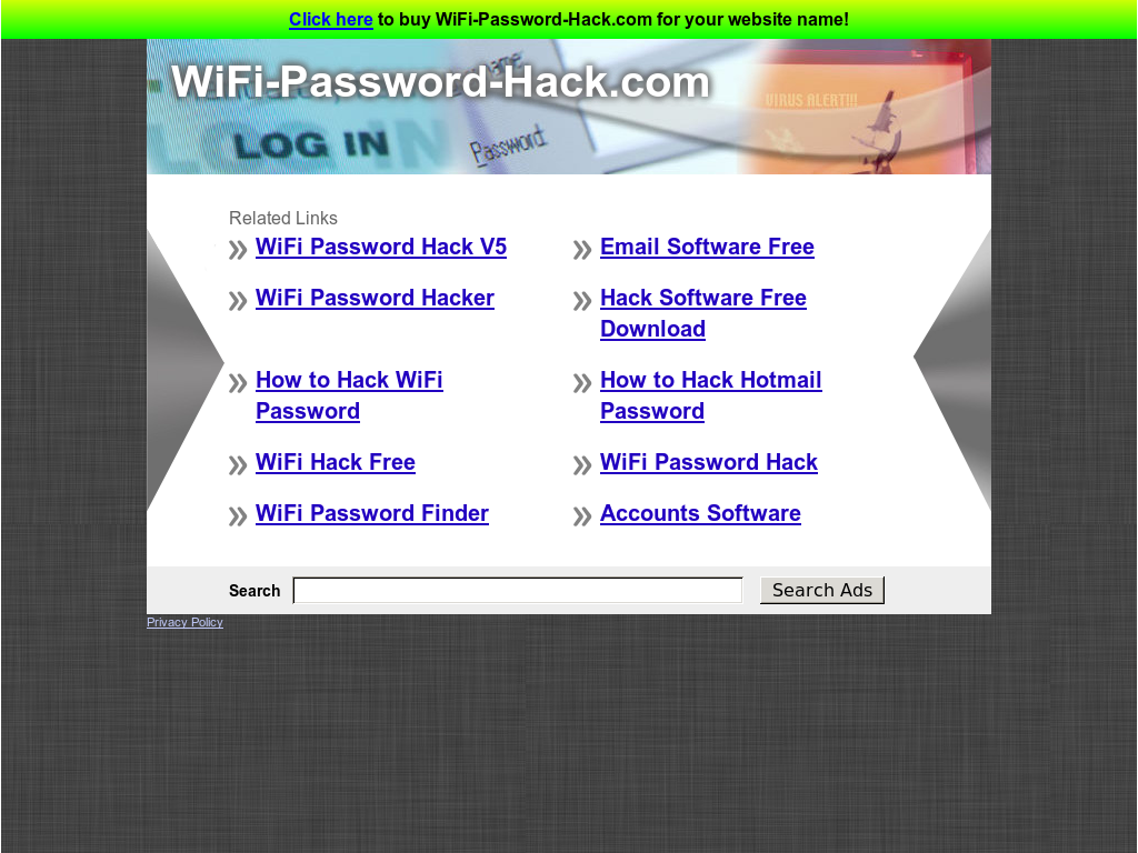 Wifi-password-hack Competitors, Revenue and Employees - Owler