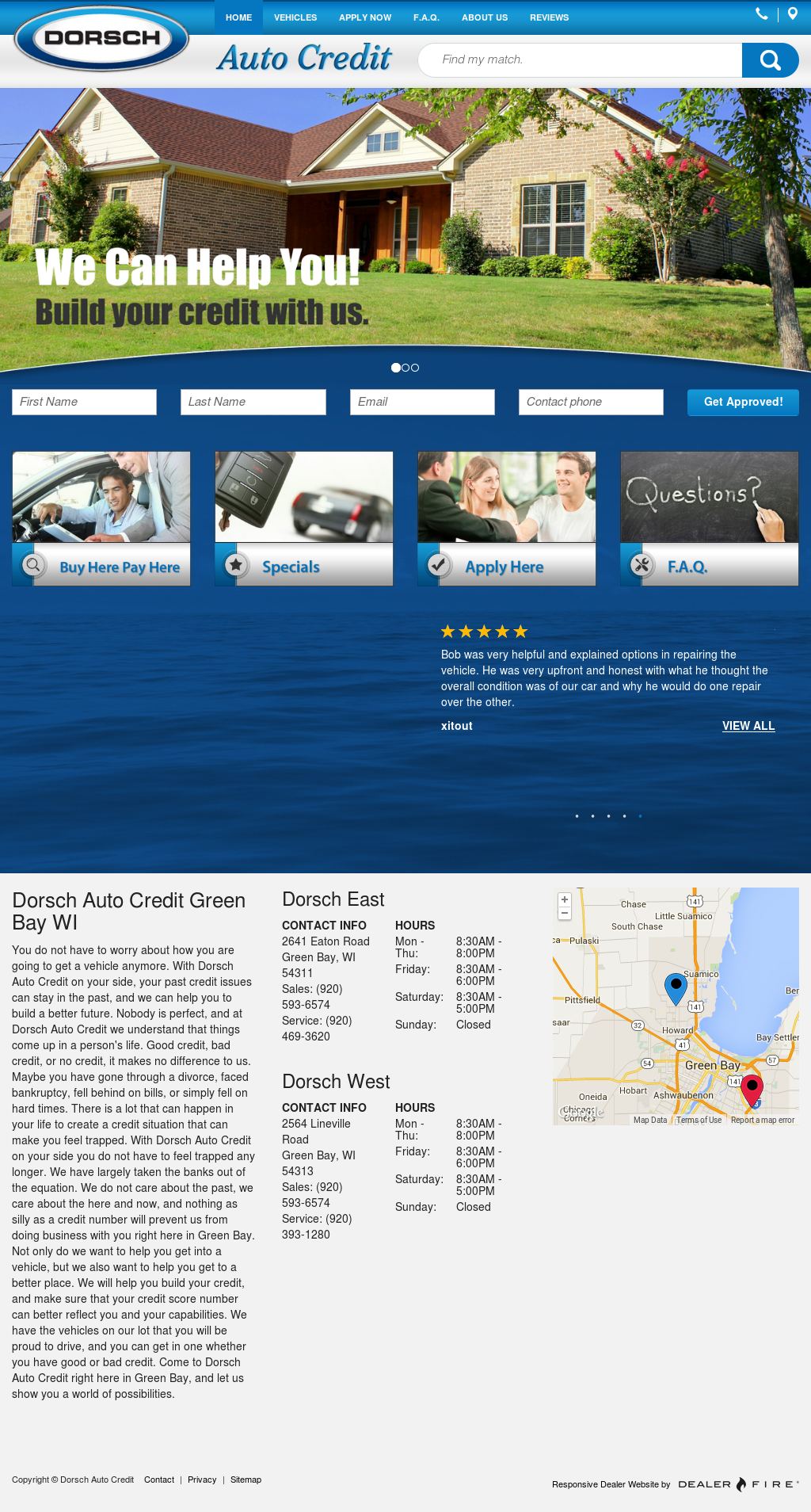 Dorsch Auto Credit Compeors Revenue And Employees Owler Company Profile