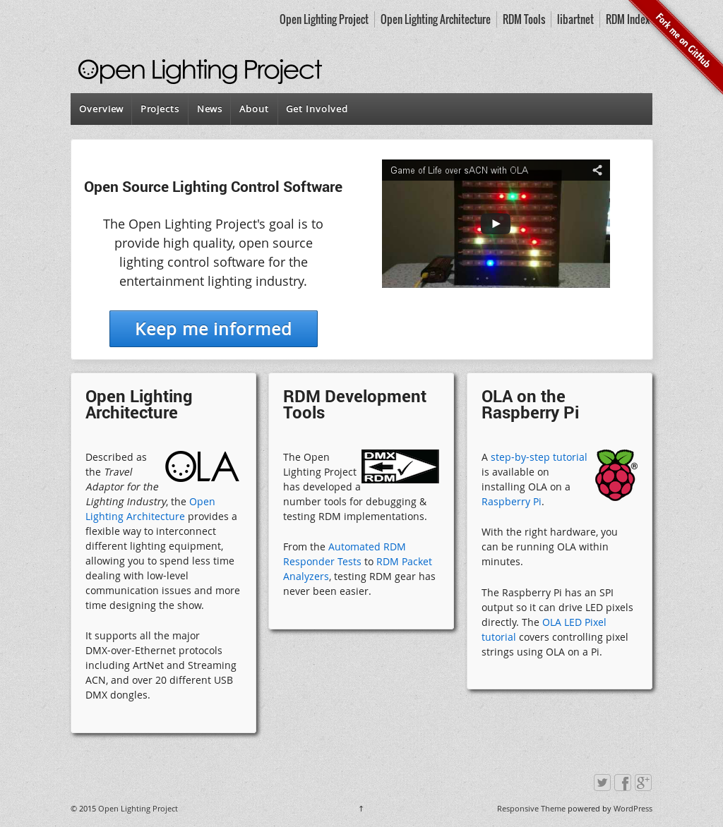Open Lighting Project Competitors, Revenue and Employees