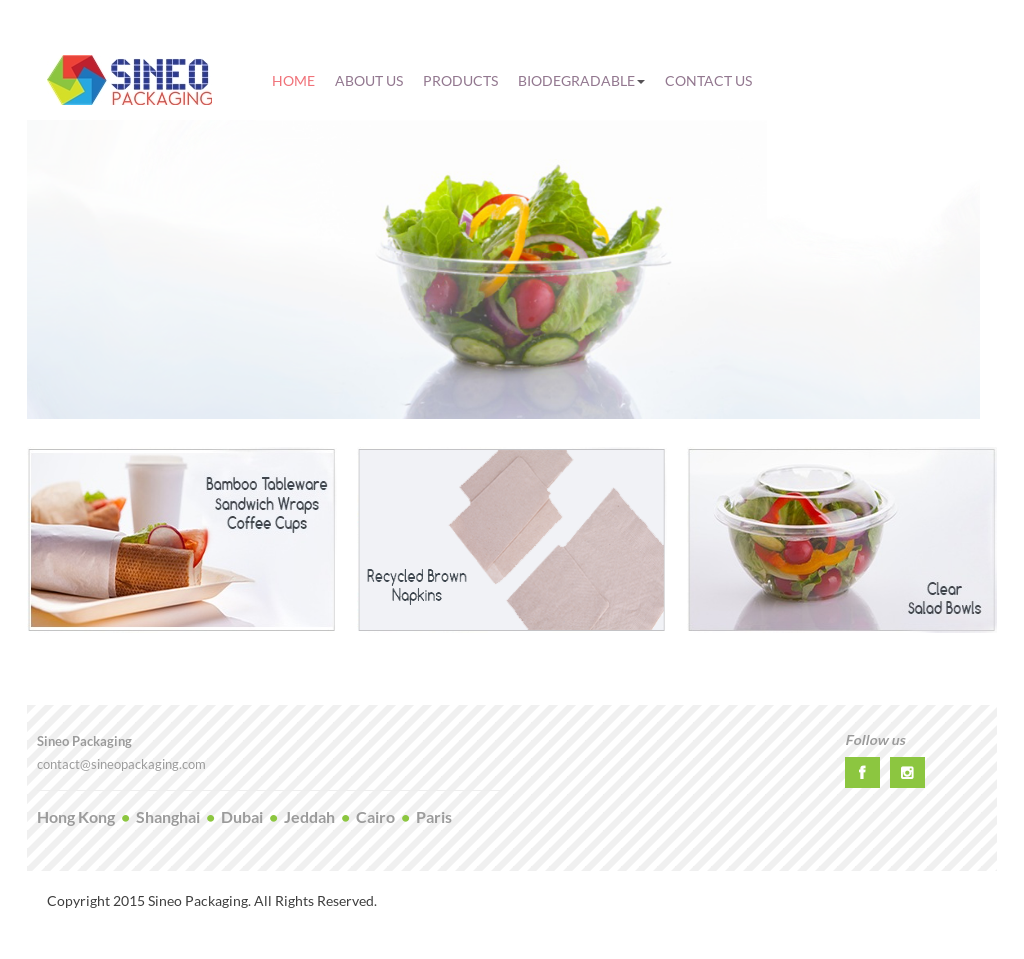 Sineo Packaging Competitors, Revenue and Employees - Owler