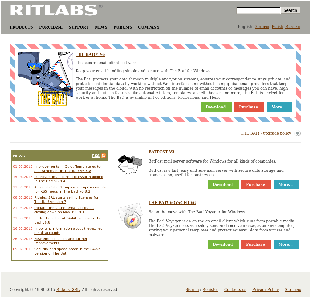 ritlabs support