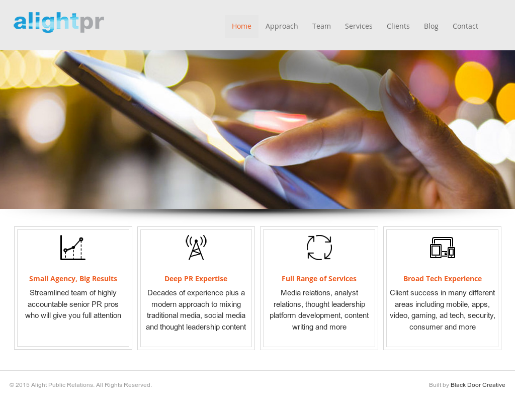 Alight Public Relations Competitors, Revenue and Employees - Owler