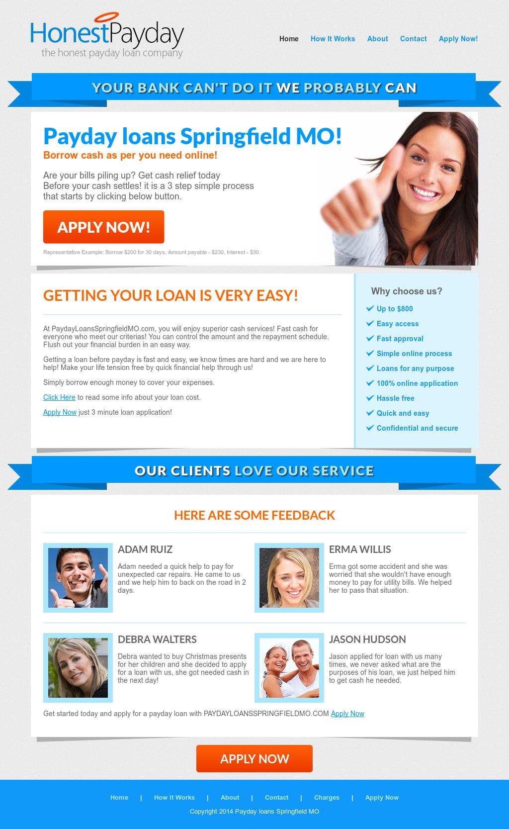 Cash loans lombard il photo 1