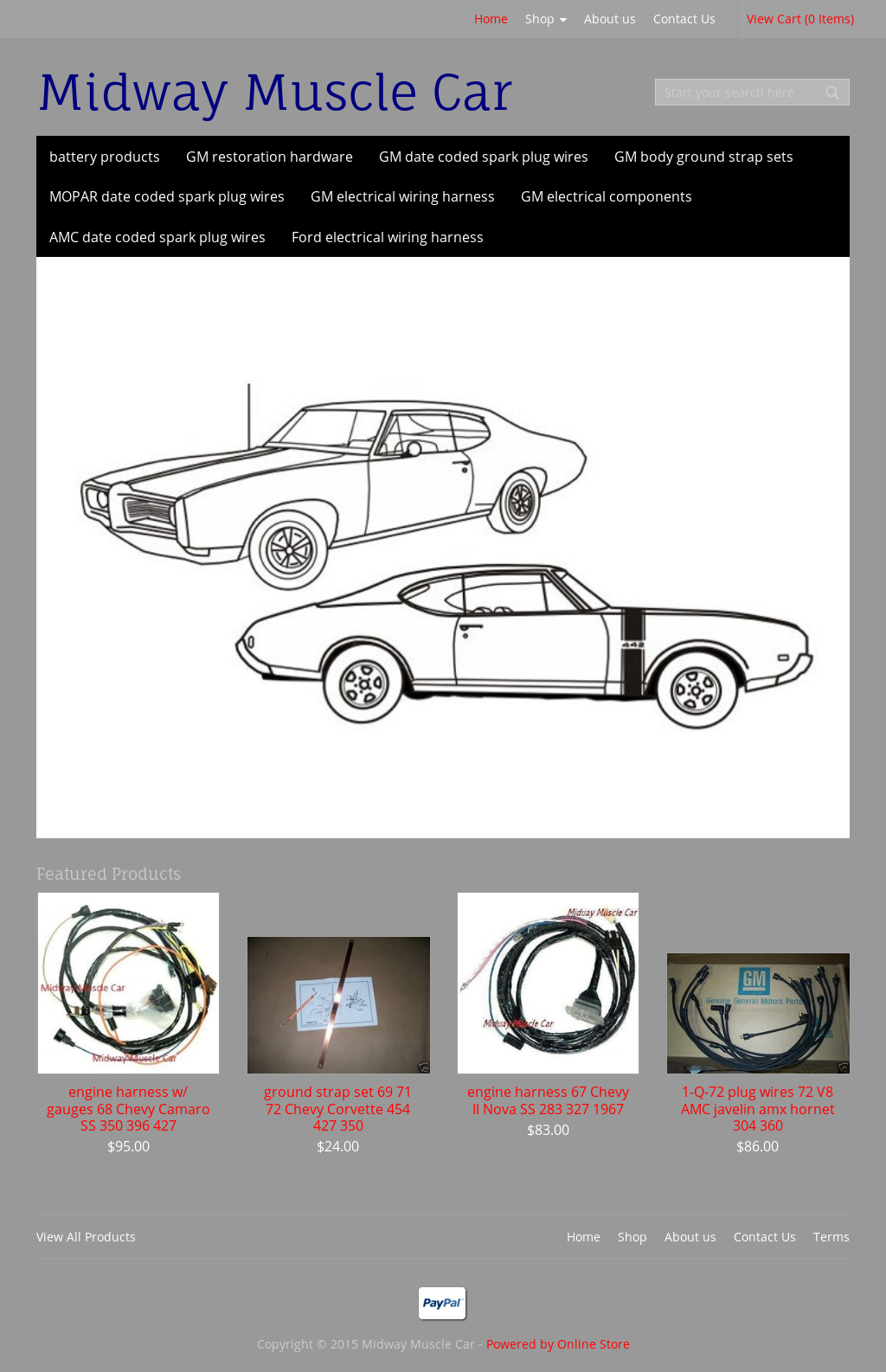 Midway Muscle Car Competitors Revenue And Employees Owler Company 1968 Amx Tachometer Wiring Diagram Profile