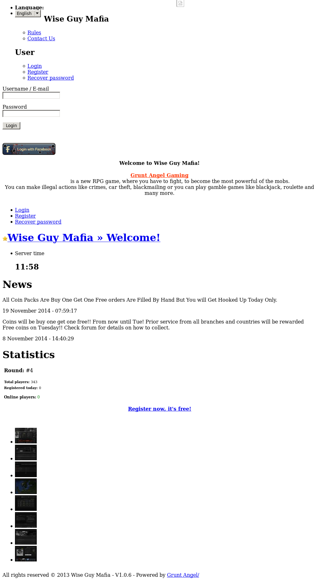 wise guy mafia competitors revenue and employees owler company