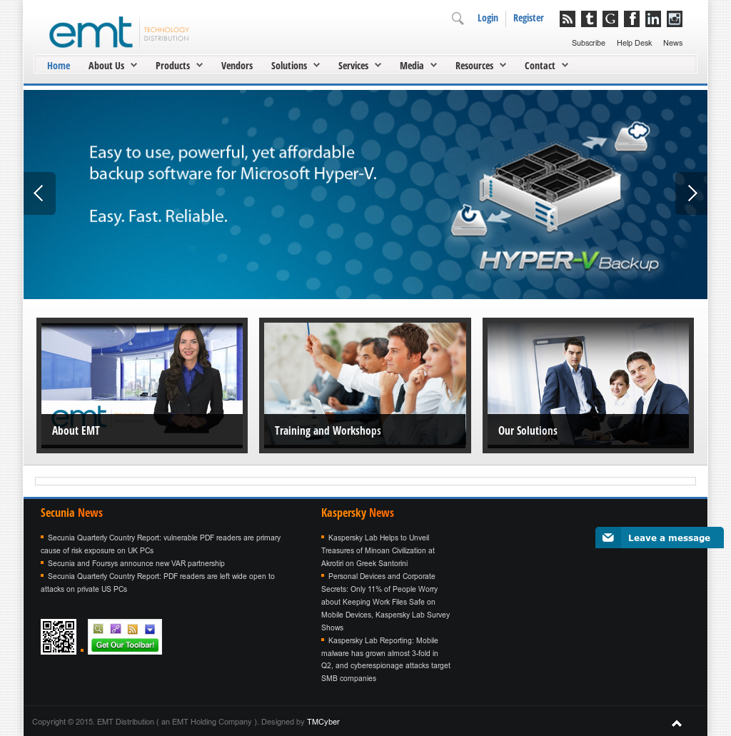 EMT Competitors, Revenue and Employees - Owler Company Profile