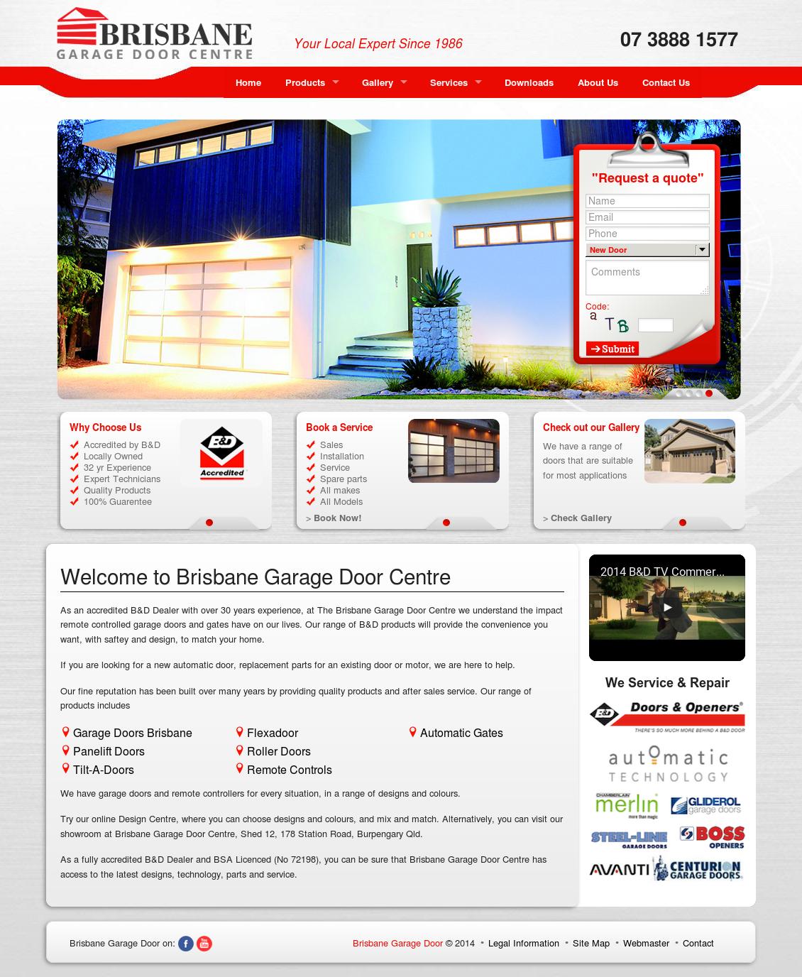 Brisbane Garage Door Competitors Revenue And Employees Owler