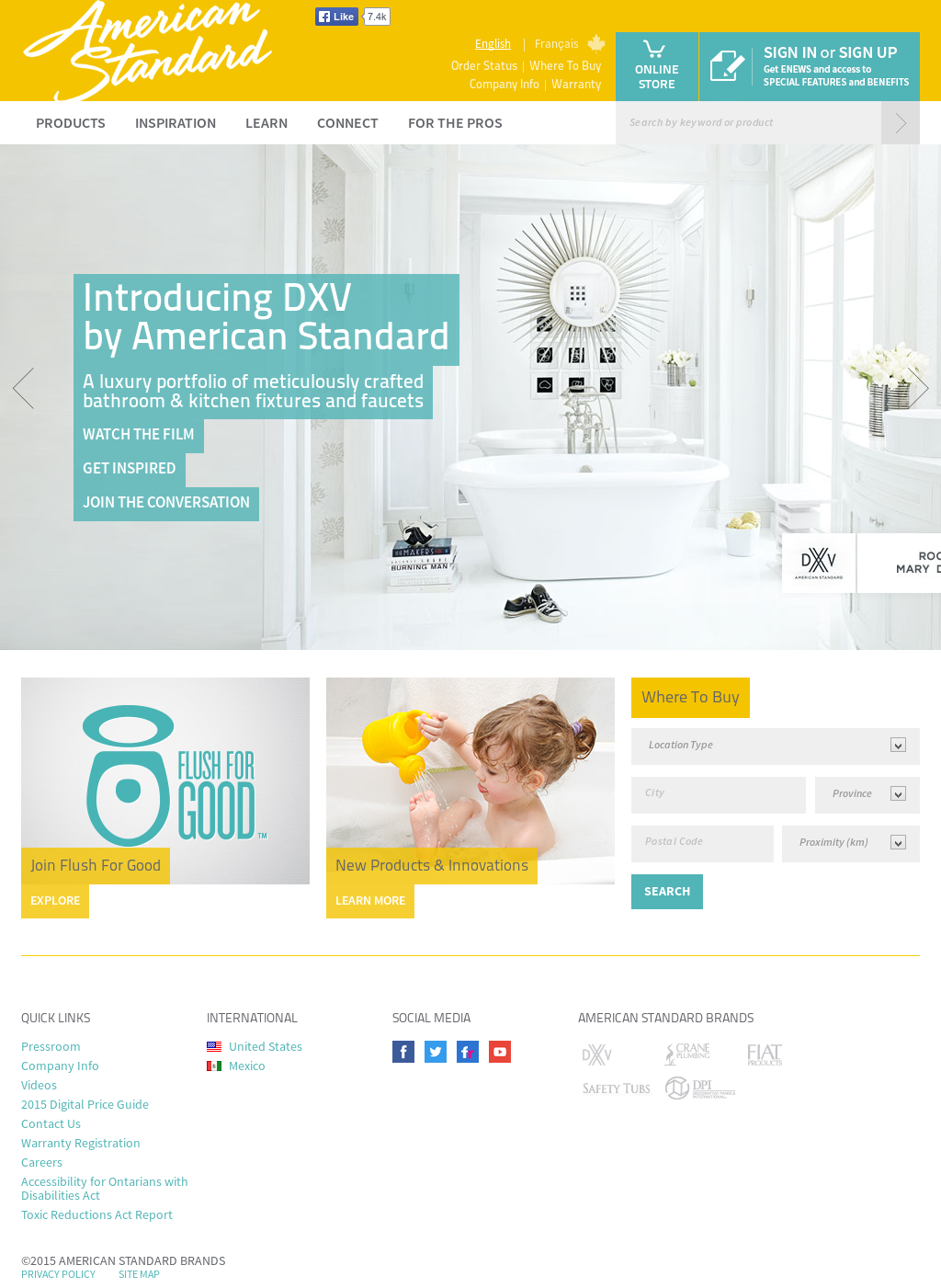 Americanstandard Competitors, Revenue and Employees - Owler Company ...