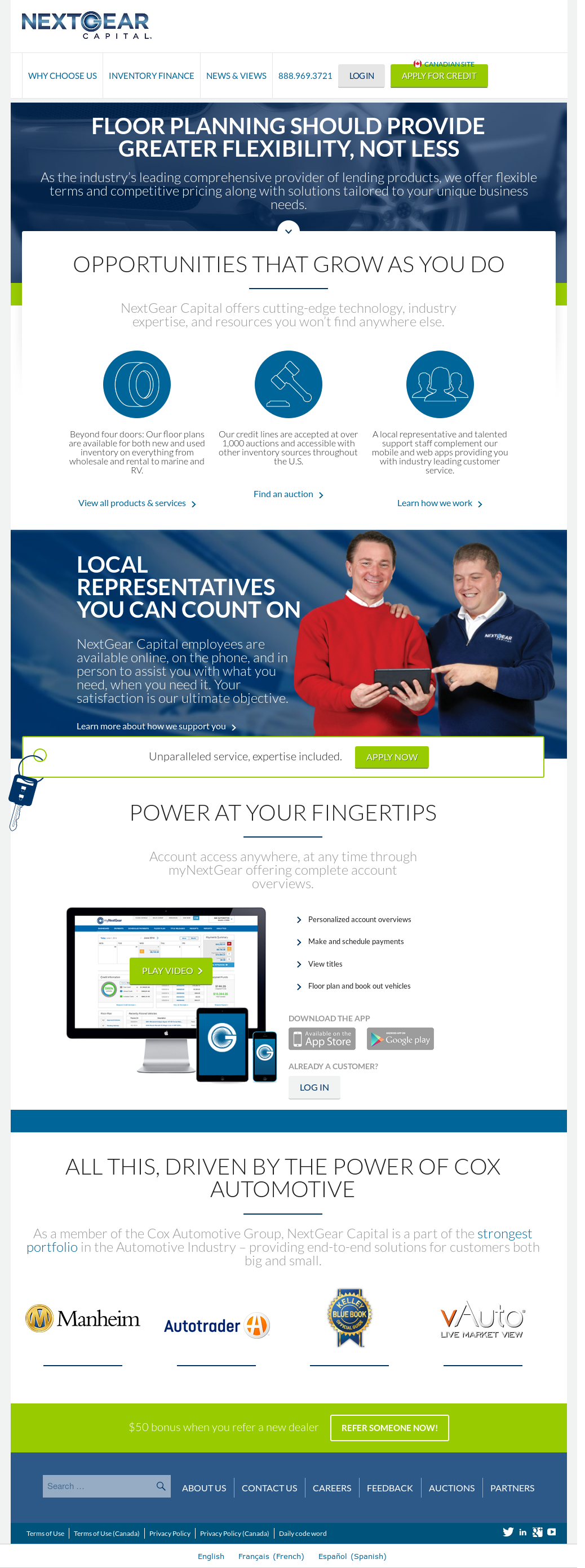 Nextgear Capital Competitors Revenue And Employees Owler