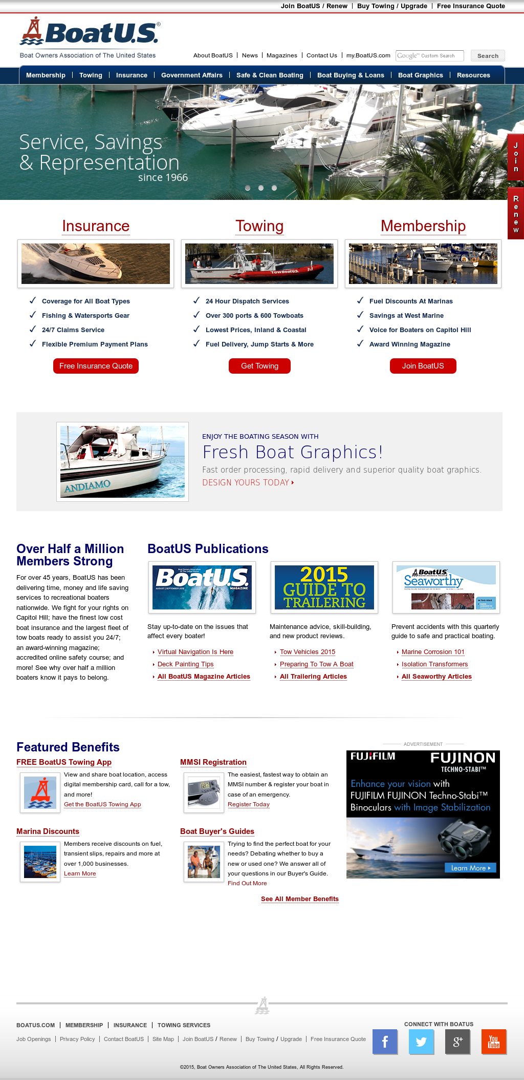 BoatUS Competitors, Revenue and Employees - Owler Company