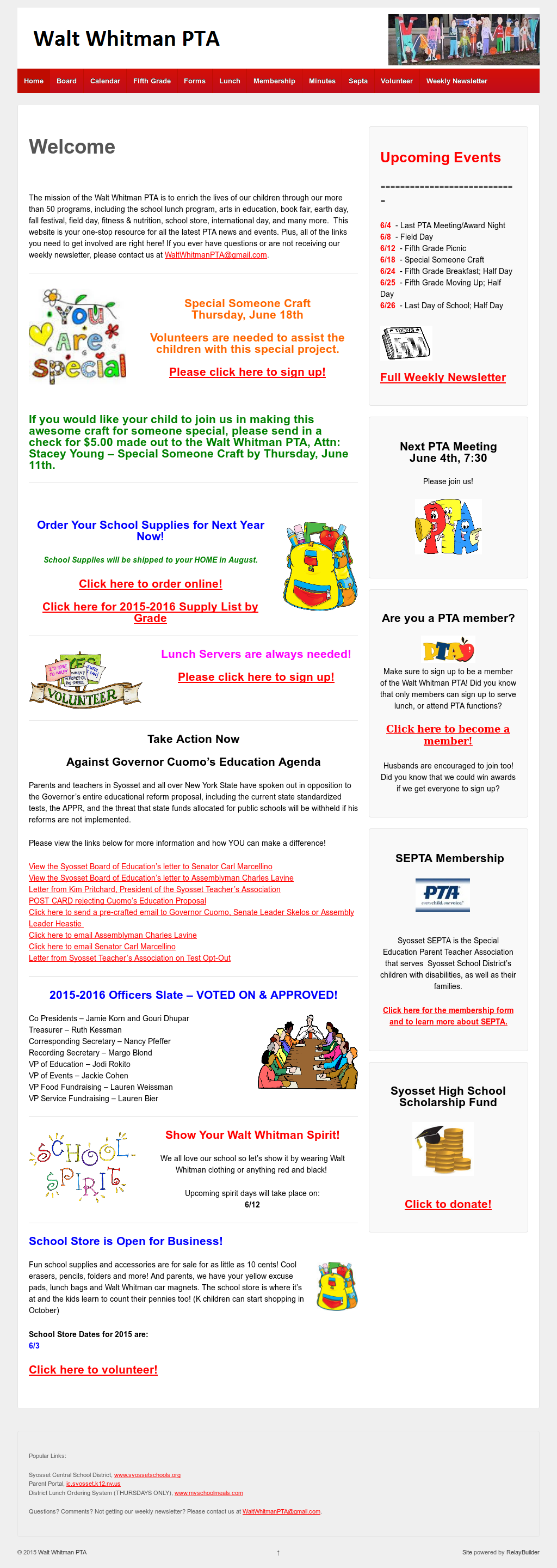 Walt Whitman Pta Competitors, Revenue and Employees - Owler