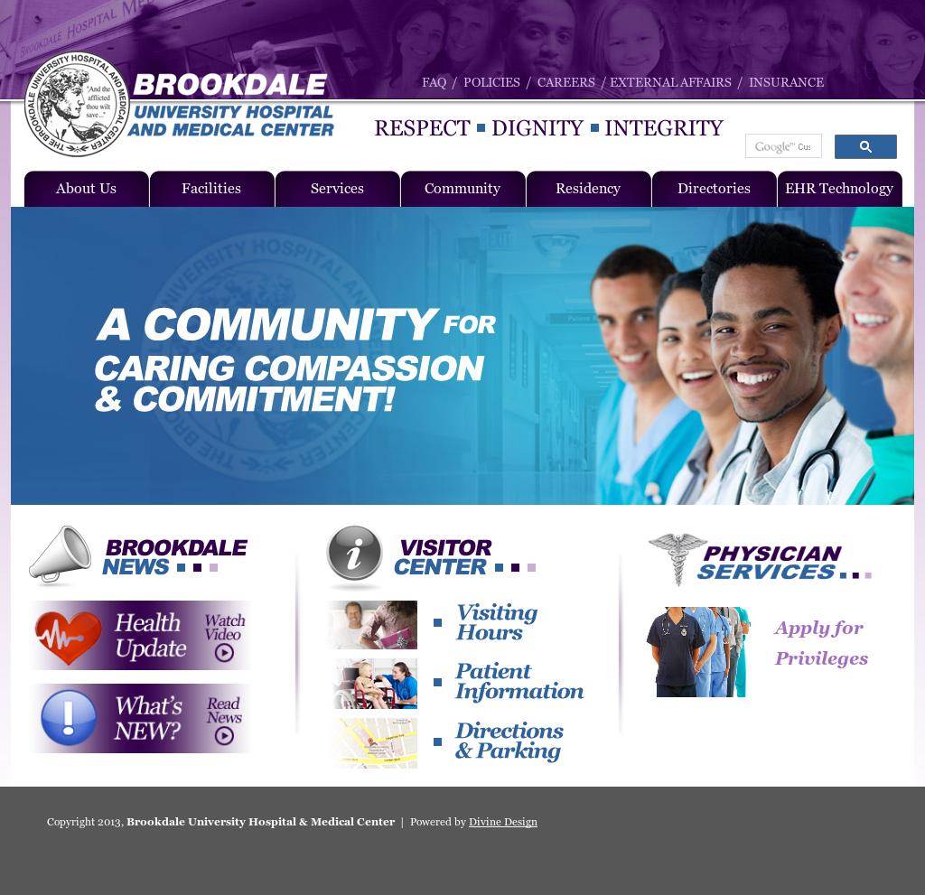 Brookdale University Hospital & Medical Center Competitors